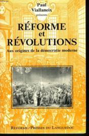 Reforme Et Revolutions - Couverture - Format classique