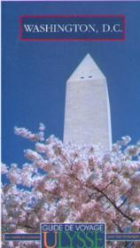 Guide Ulysse ; Washington Dc - Couverture - Format classique