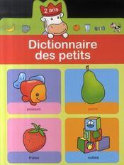 Zelda ; dictionnaire des petits - Intérieur - Format classique