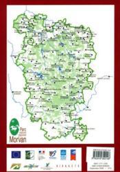Revue Scientifique Bourgogne-Nature N.6 ; La Cartographie Du Morvan - 4ème de couverture - Format classique