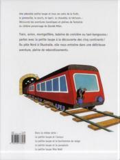 Le tour du monde de la petite taupe - 4ème de couverture - Format classique