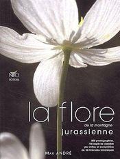 La flore de la montagne jurassienne - Couverture - Format classique