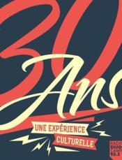 Radio Dijon campus, 30 ans, une expérience culturelle - Couverture - Format classique