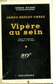 Vipere Au Sein. ( Double Shuffle). Collection : Serie Noire Avec Jaquette N° 119 - Couverture - Format classique