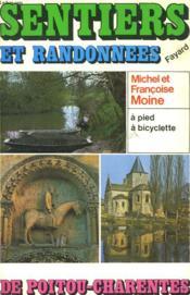 Sentiers Et Randonnees De Poitou Charentes. - Couverture - Format classique