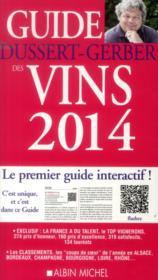 Le guide Dussert-Gerber des vins (édition 2014) - Couverture - Format classique