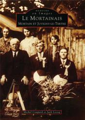 Mortainais t.1 ; Mortain et Juvigny-le-Tertre - Couverture - Format classique