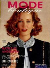 Mode Boutique - Damart - Collection Natahlie Andersen... - Couverture - Format classique
