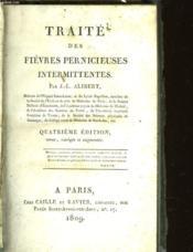 Traite Des Fievres Pernicieuses Intermittentes - Couverture - Format classique