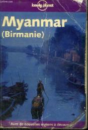 Myanmar - Couverture - Format classique