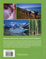 Les 1001 randonnées qu'il faut avoir faites dans sa vie - 4ème de couverture - Format classique