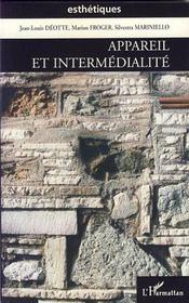 Appareil et intermédialité - Intérieur - Format classique