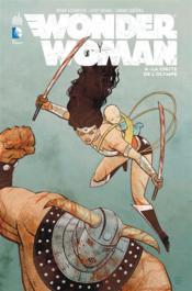 Wonder Woman t.6 ; la chute de l'Olympe - Couverture - Format classique