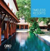Timeless resorts - Couverture - Format classique