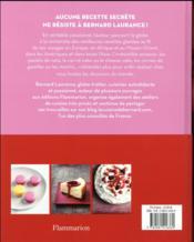 Mes desserts ; un tour du monde en plus de 110 recettes sucrées - 4ème de couverture - Format classique
