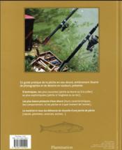 Le nouveau livre de la pêche ; toutes les techniques de base en eau douce - 4ème de couverture - Format classique