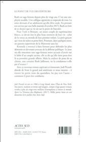 Mille petits riens - 4ème de couverture - Format classique