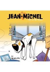Jean-Michel fait la fine mouche - Couverture - Format classique