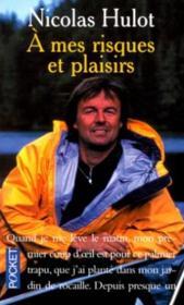 A Mes Risques Et Plaisirs - Couverture - Format classique
