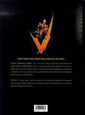 Voyageur - Futur 1 - 4ème de couverture - Format classique