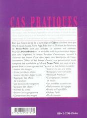 Initiation A Powerpoint Xp Creer Un Album Photo Animer Un Texte Inserer Du Son Une Video - 4ème de couverture - Format classique
