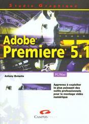 Premiere 5.1 - Intérieur - Format classique