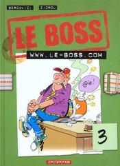 Le Boss T.3 ; Www. Le Boss . Com - Intérieur - Format classique