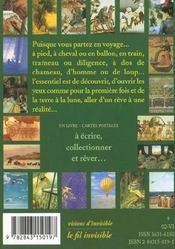Puisque Vous Partez En Voyage - 4ème de couverture - Format classique