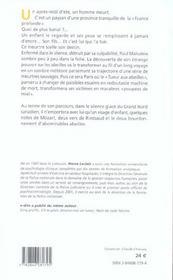 Poupees De Miel - 4ème de couverture - Format classique