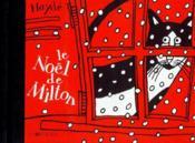 Le Noël de Milton - Couverture - Format classique