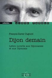 Dijon demain - Intérieur - Format classique