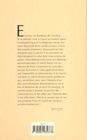 Victor de l'aveyron ancienne edition - 4ème de couverture - Format classique