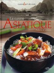Asie ; manger et vivre - Intérieur - Format classique