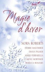 Magie d'hiver - Couverture - Format classique