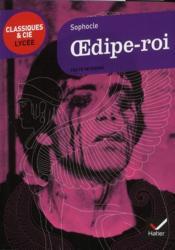 Oedipe-roi de Sophocle - Couverture - Format classique