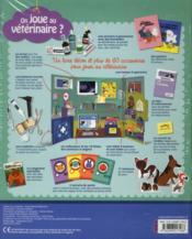 On joue au vétérinaire - 4ème de couverture - Format classique