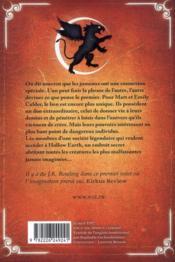 Le réveil des créatures t.1 - 4ème de couverture - Format classique