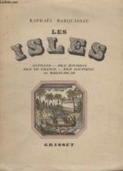 Les Isles. - Couverture - Format classique