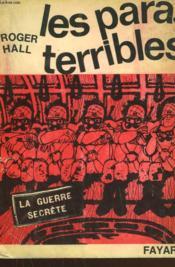 Les Paras Terribles. - Couverture - Format classique