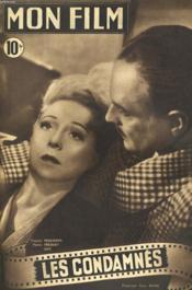Mon Film N° 114 - Les Condamnes - Couverture - Format classique