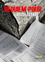 Requiem pour décolletage - Couverture - Format classique