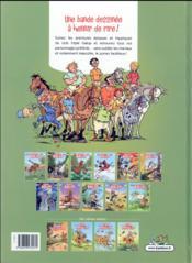 Triple galop T.11 - 4ème de couverture - Format classique