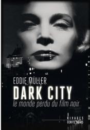 Dark city - Couverture - Format classique