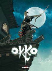 Okko ; INTEGRALE VOL.5 ; T.9 ET T.10 ; le cycle du vide - Couverture - Format classique