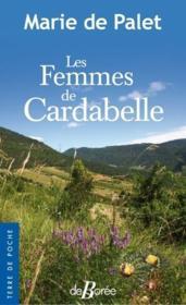 Les femmes de Cardabelle - Couverture - Format classique