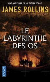 Le labyrinthe des os - Couverture - Format classique