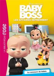 Baby Boss T.3 ; le concours de bébés - Couverture - Format classique