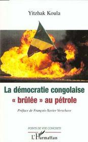 La Democratie Congolaise Brulee Au Petrole - Intérieur - Format classique