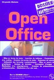 (v.9782300017162) Open Office - Intérieur - Format classique