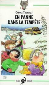 En Panne Dans La Tempete - Couverture - Format classique